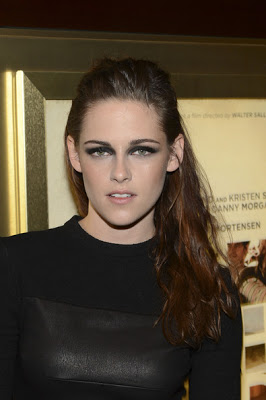 Kristen Stewart's Makeup: 'On The Road' NYC Premiere