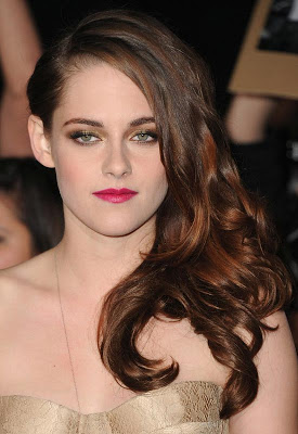 Kristen Stewart's Hairstyle: 'The Twilight Saga: Breaking Dawn Part 2'