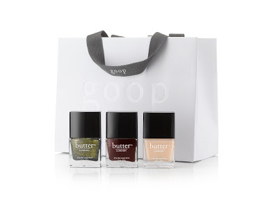 butter LONDON Partners With Goop On Limited Edition Nail Set