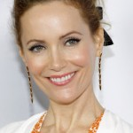 Leslie Mann's Makeup Look At The 'This Is 40' Premiere