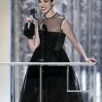 SAG Awards Makeup: Anne Hathaway
