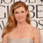 Connie Britton's Hairstyle: Golden Globes 2013