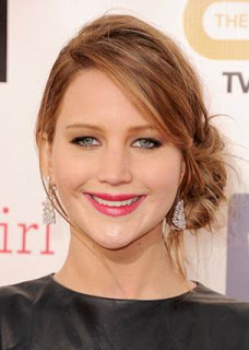 Jennifer Lawrence's Makeup At The Critics' Choice Awards