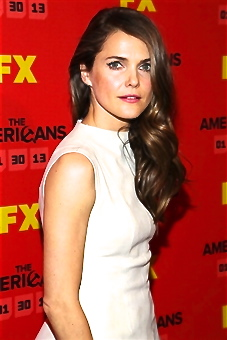 Keri Russell's Hairstyle At 'The Americans' Premiere in NYC