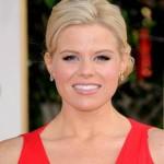 Megan Hilty: Makeup Golden Globes 2013