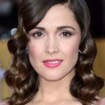 SAG Awards Hairstyle & Makeup: Rose Byrne