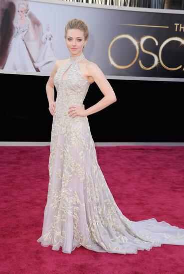 Oscars Hairstyle: Amanda Seyfried
