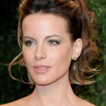 Kate Beckinsale's Hairstyle At The Vanity Fair Academy Awards Party 2013
