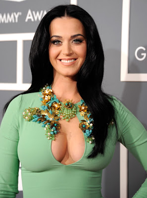 Grammy Awards Makeup: Katy Perry