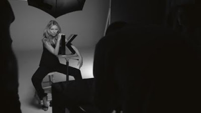 Kérastase Casts Kate Moss In Their New Campaign