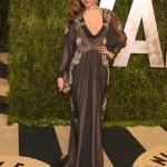 Vanity Fair Oscars Party Hairstyle: Miranda Kerr