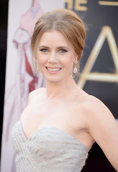 Oscars Hairstyle: Amy Adams