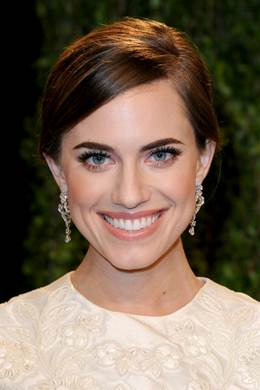 Vanity Fair Oscars Party Makeup: Allison Williams
