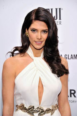 Hairstyle: Ashley Greene At The amfAR Gala