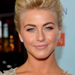 Julianne Hough's Makeup: Safe Haven Premiere