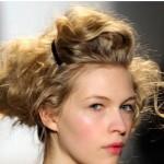 Fairytale Hair At Lela Rose's AW 2013 Show