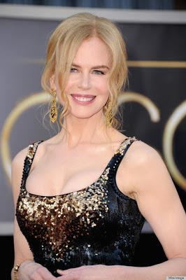 Oscars Makeup: Nicole Kidman