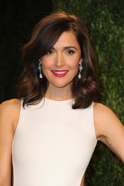 Vanity Fair Oscars Party Makeup: Rose Byrne