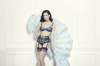 Dita Von Teese's New Line For HSN + Q&A