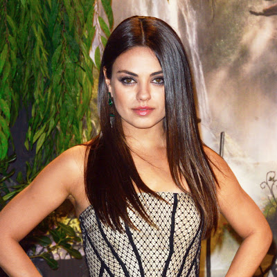 Makeup: Mila Kunis At The 'Oz The Great And Powerful' London Premiere