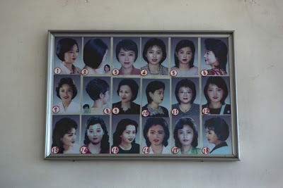 North Korea's 28 Approved Hairstyles