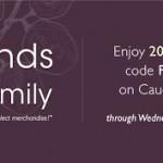 Caudalie Friends & Family Sale