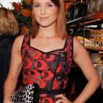 Dianna Agron: Makeup At 'Vogue' Dinner