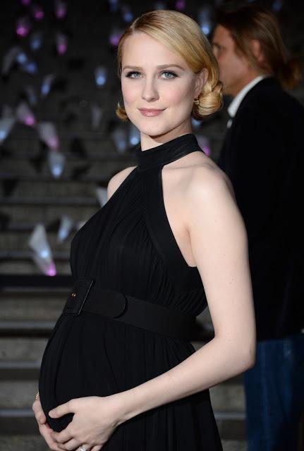 Hairstyle: Evan Rachel Wood At 'Vanity Fair' Party