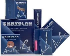Kryolan Relaunches Its Website + New Products