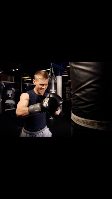 Fitness Blogging Junkie: Boxing With Equinox Trainer Ben Hart