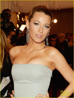 Met Ball 2013 Hairstyle: Blake Lively
