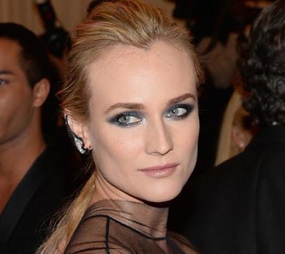 Met Ball 2013 Makeup & Nails: Diane Kruger