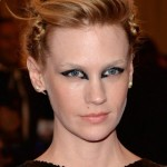 Met Ball 2013 Makeup & Nails: January Jones