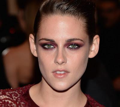 Met Ball 2013 Makeup: Kristen Stewart