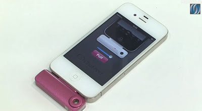 Sending Smells Through Your Smartphone?