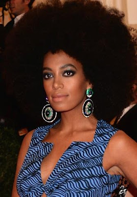 Met Ball 2013 Makeup: Solange Knowles