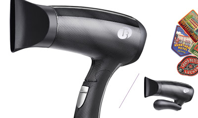 T3 Featheweight Journey Travel Hair Dryer Review