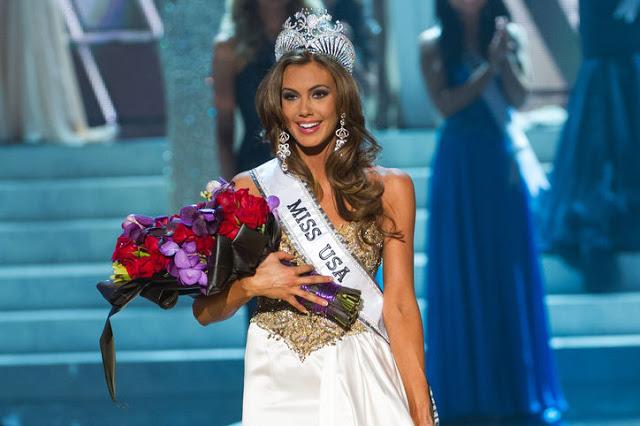 Beauty Interview With Miss USA Erin Brady