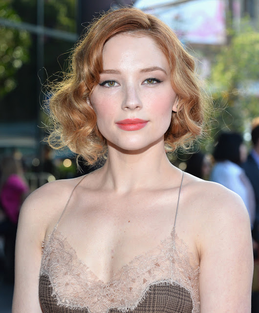 Hairstyle: Haley Bennett At 'The Bling Ring' Premiere