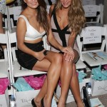 Hairstyle: Chrissy Teigen At Mercedes-Benz Fashion Week Swim
