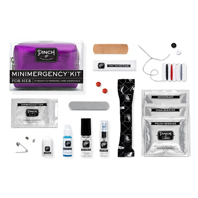 Best Travel Essential: Minimergency Kit By Pinch Provisions