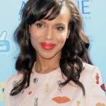 Hairstyle: Kerry Washington Teen Choice Awards 2013