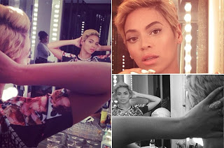 Beyonce's Blonde Hair Color: Details From Rita Hazan