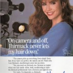 Throwback Thursday Hair Care Commercial Revlon Outrageous