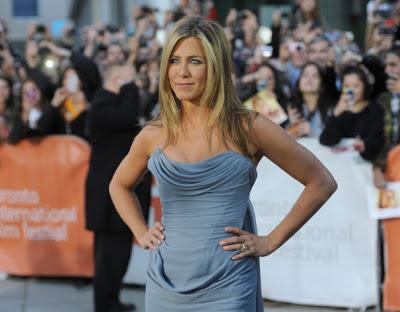 Makeup: Jennifer Aniston Toronto International Film Festival