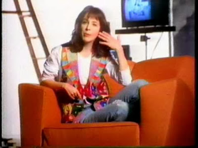 Throwback Thursday Beauty Ad: Martha Quinn For Neutrogena
