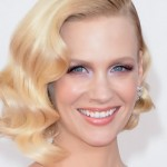Emmys 2013 Hair, Makeup & Nails: January Jones