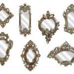 WANT: Loletta Victorian Mirrors