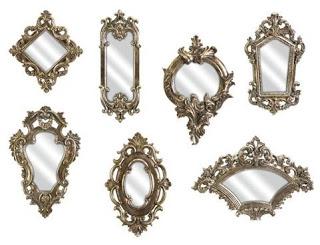 WANT: Loletta Victorian Mirrors