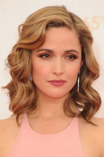 Emmys 2013 Hair & Makeup: Rose Byrne